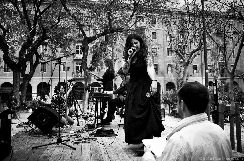 Concert, Barcelona.