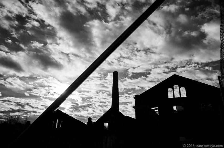 Abandoned factory, Poble Nou, Barcelona.