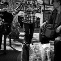 Barcelona Street Photography - Ricoh GR II - Black and White
