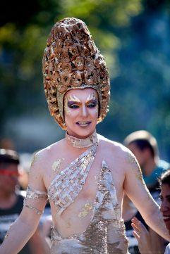 Pride Barcelona 2016 - Street Costume