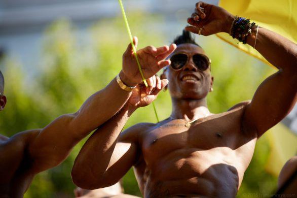 Pride Barcelona 2016 - Muscle Geometry