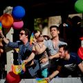 Pride Barcelona 2016 –Float
