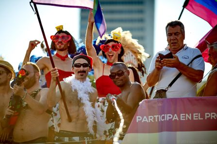 Pride Barcelona 2016 - Under Attack