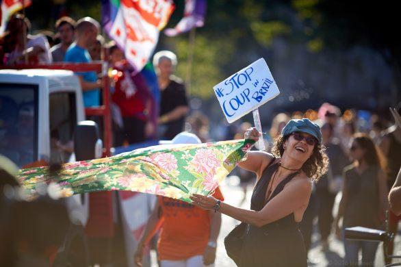 Pride Barcelona 2016 - Brazil