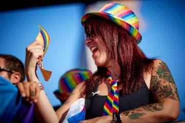 Pride Barcelona 2016 - Float Portrait
