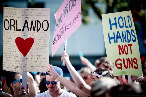 Pride Barcelona 2016 - Orlando