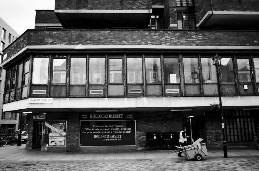 Shops, London