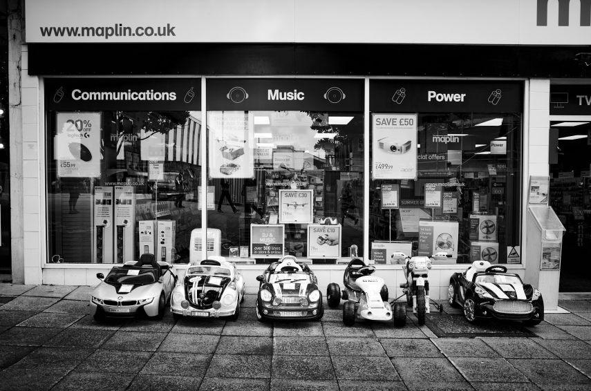 Shops, Southampton