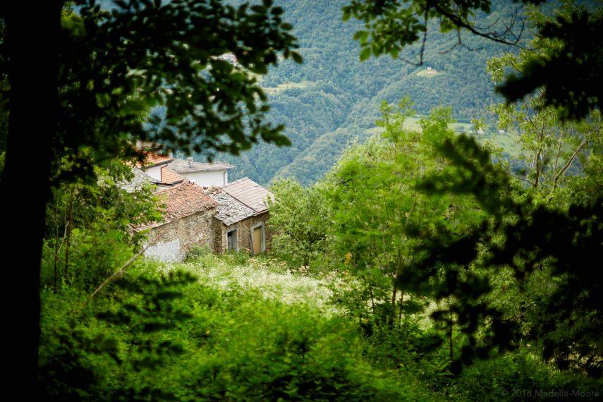 Vendrogno, Italy.