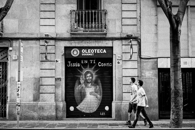Barcelona Street Photography
