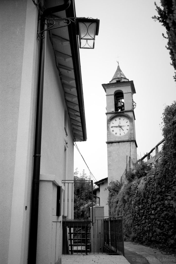 Church Spire, Italy.