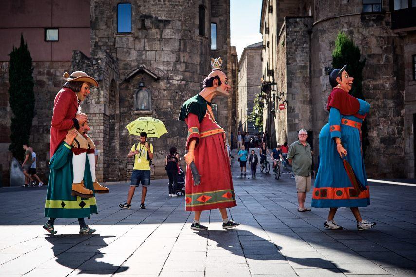 Barcelona: Everyday Scenes