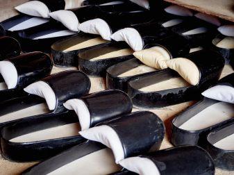 Temple Shoes, Kyoto
