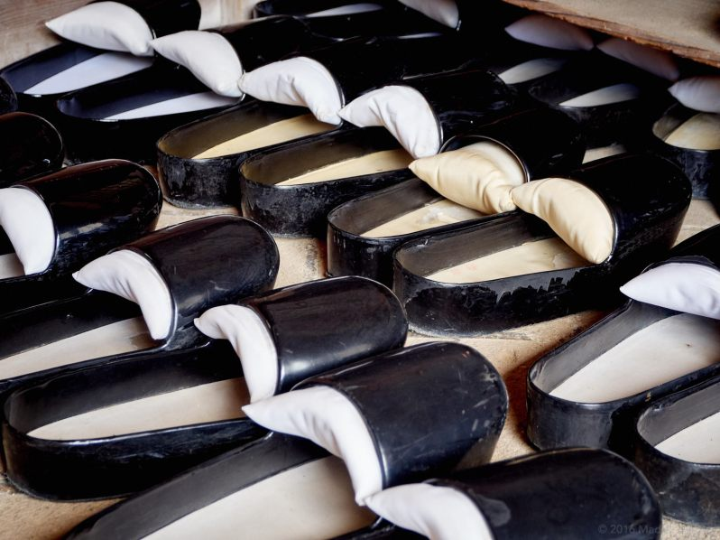 Temple Shoes, Kyoto