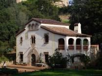 The Masia in the Jardí Botànic Històric, Barcelona
