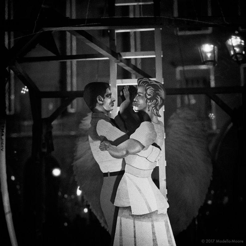 Ambiguous Dance, Barcelona.