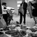 The Illegal Market at Glories,Barcelona