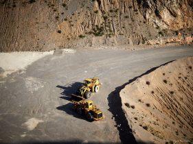 El Garraf - Mining