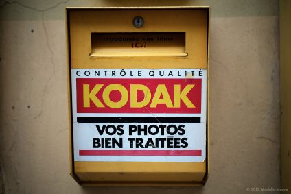 Objets Trouves - Photo Fragments from Perpignan