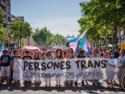 Barcelona Pride 2017.