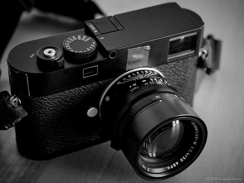 The Leica M typ 262.