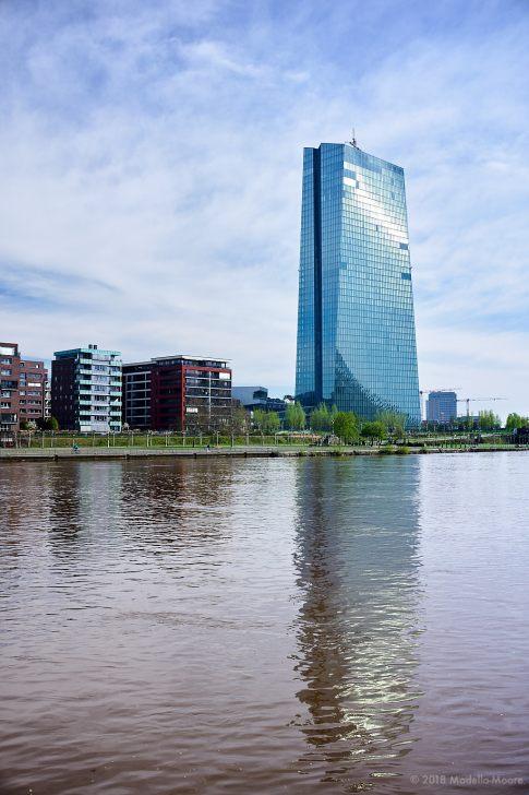 The European Central Bank, Frankfurt