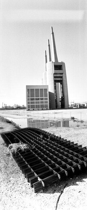 Disused Power Station, San Adrià de Besòs.
