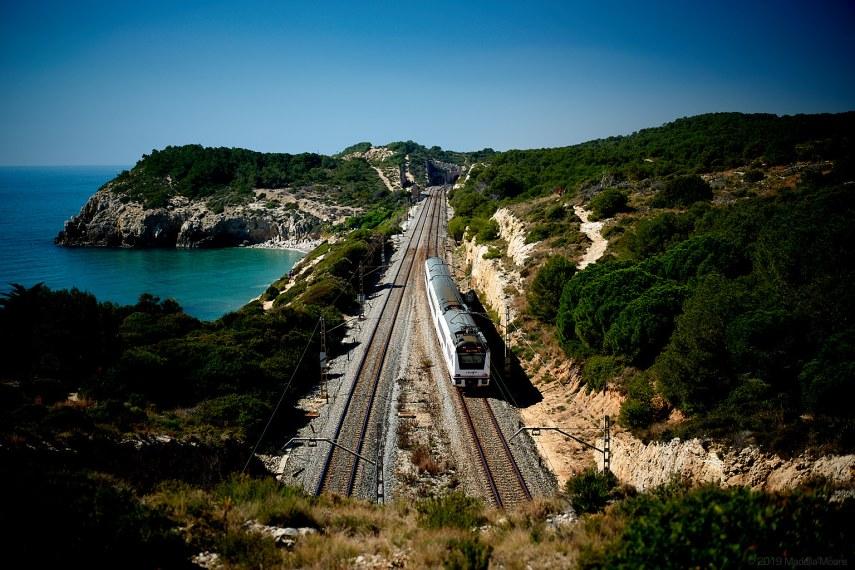Vianova to Sitges